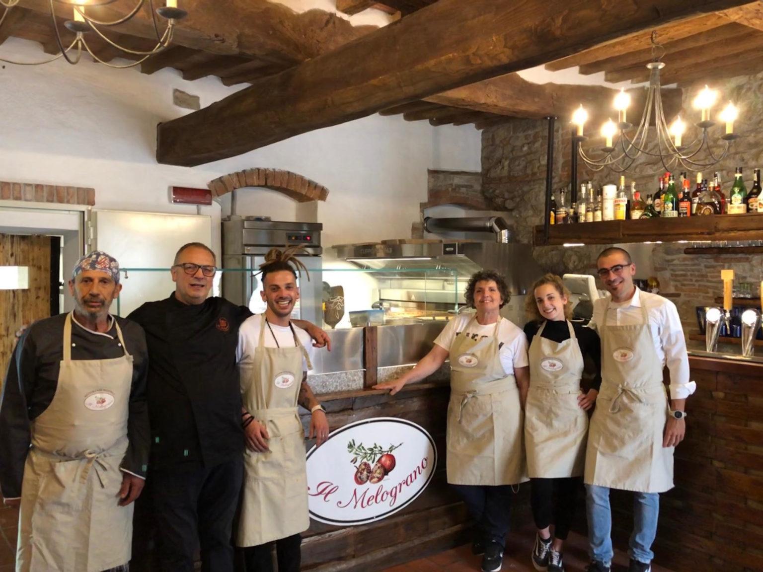 Osteria Pizzeria Il Melograno Suvereto - 3/0