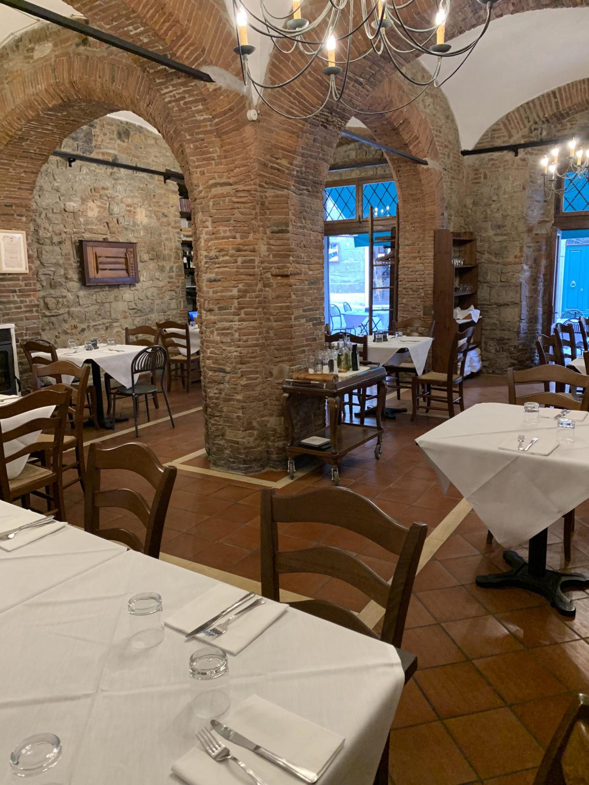 Osteria Pizzeria Il Melograno Suvereto - 5/0